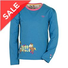 Foal Children's Long Sleeve Top