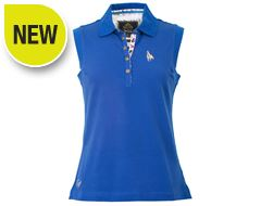Miranda Ladies' Sleeveless Polo