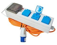 Mobile Mains Power Unit (230V 10A)