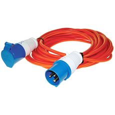 230V Caravan Site Extension Lead (25 metre)