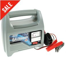 Battery Charger (6A 12V)