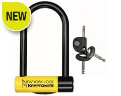 New York Lock Standard Bike Lock