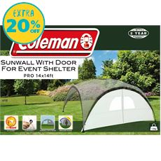 Sunwall Door for Event Shelter Pro (14' x 14')