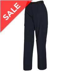 Nebraska Zip-Off Women's Walking Trousers (Size 24)