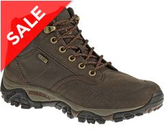 Men's Moab Mid Rover Waterproof Boots