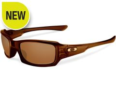 Fives Squared Sunglasses (Polished Root Beer/Dark Bronze)
