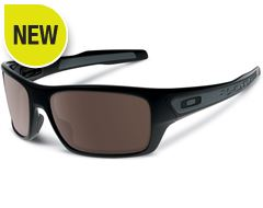 Turbine Sunglasses (Matte Black/Warm Grey)
