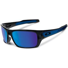 Turbine Sunglasses (Black Ink/Sapphire Iridium)
