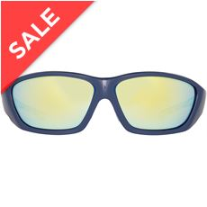 Barra Sunglasses (Blue/Yellow Revo)
