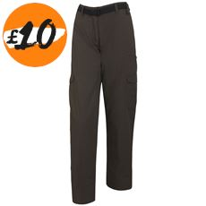 Nebraska Women's Walking Trousers
