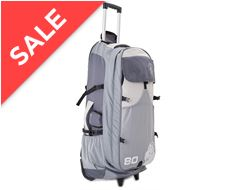 GlobePac 80L Wheeled Anti-Theft Luggage Pack