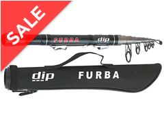 Furba 210 Mini Telescopic Spinning Rod