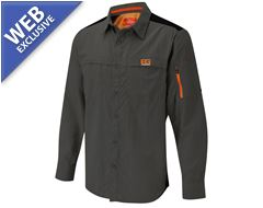 Men's Bear Treck Long-Sleeved Shirt