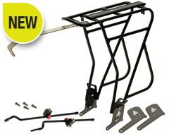 Journey Uni-Fit Mk 3 Aluminium Rear Rack