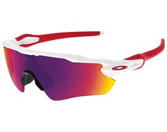 Prizm Road Radar EV Path Sunglasses (Polished White/Prizm Road)