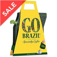 GO Brazil! Specialty Coffee (3 Pack)