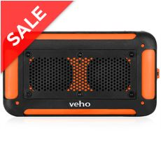 Vecto Wireless Water Resistant Speaker/MP3 Player/Charger