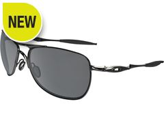 Polarised Crosshair Sunglasses (Lead/Black Iridium Polarised)