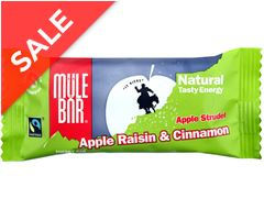 Energy Bar, Apple Strudel
