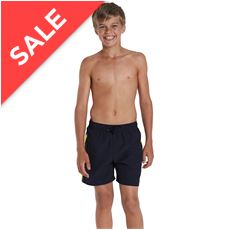 "Children's Logo Yoke Splice 15"" Swim Shorts"