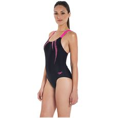 Women's Sports Logo Medalist Swimsuit