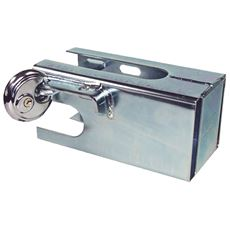 Coupling Safe and Padlock