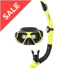 Adult Tarpon Mask & Snorkel Set