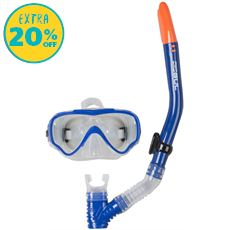 Junior Tarpon Mask & Snorkel Set