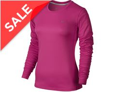 Women's Dri-FIT Miler LS Tee