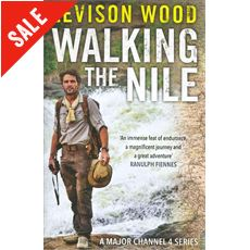 'Walking The Nile' Hardback Book