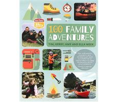 '100 Family Adventures' Book