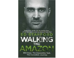 'Walking The Amazon' Book