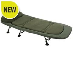 Flat Out Super-King 3 Leg Bed