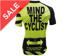 'Share The Road' Cycling Jersey
