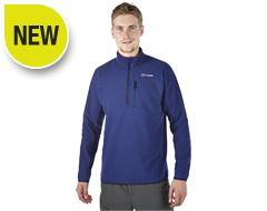 Stainton Half Zip Fleece Pullover