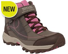 Trailspace Mid Jnr Girls' Walking Boots