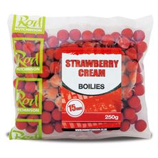 Strawberry Cream Boilies 15mm (250g)