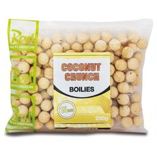 Coconut Crunch Boilies 15mm (250g)