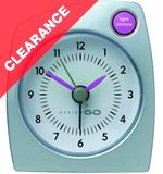 Alarm Call Travel Clock