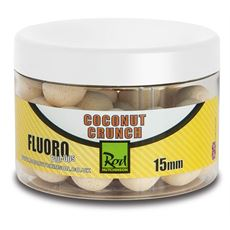 Fluoro Pop Ups 15mm, Coconut Crunch
