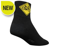 "Share The Road Socks (Classic 3"")"