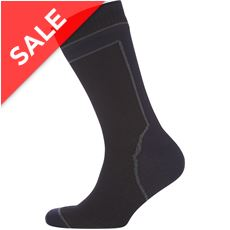 Mid Weight Mid Length Socks with Hydrostop