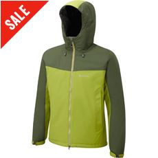 Halt Men's Waterproof Insulated Jacket