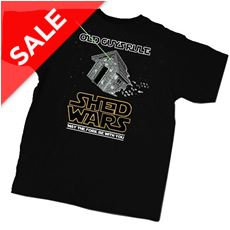 'Shed Wars' T-Shirt