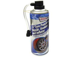 All-In-One Tyre Puncture Repair, Sealant and Inflator