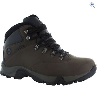 Hi-Tec Ottawa II WP Men's Hiking Boot – Size: 8 – Colour: Brown