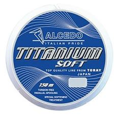 Titanium Soft Monofilament Line (150m, 0.205mm)