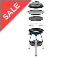 Carri Chef 2 Skottel Barbecue Combo