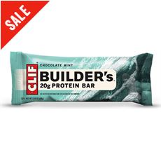 Chocolate Mint Builder's Protein Bar (20g)