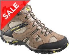 Men's Yokota Trail Mid Waterproof Walking Boots